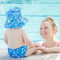 Bumkins: Swim Set - Ahoy! (Small/6-12 Months) image