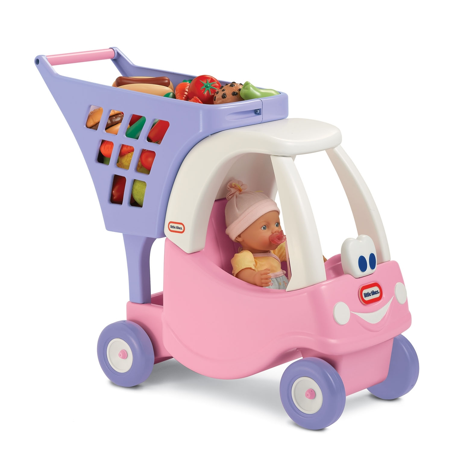 Little Tikes: Cozy Coupe - Shopping Cart (Princess) image