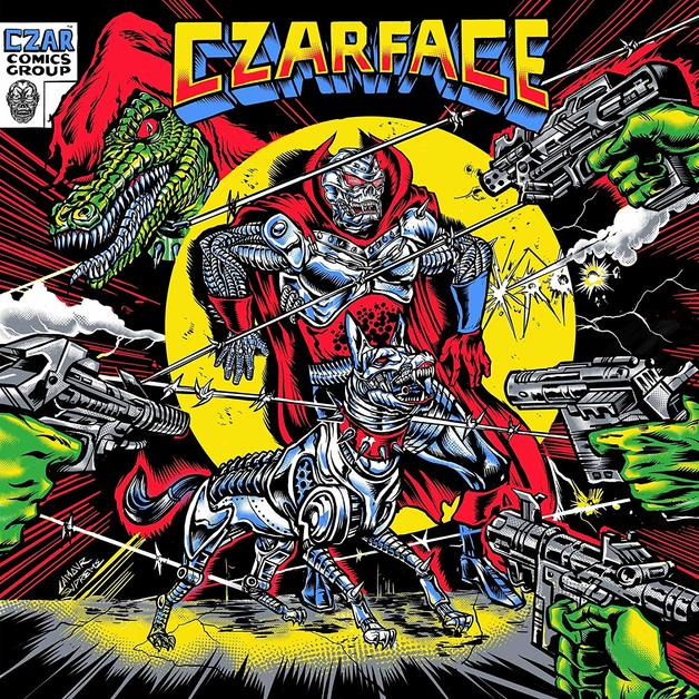 The Odd Czar Against Us by Czarface