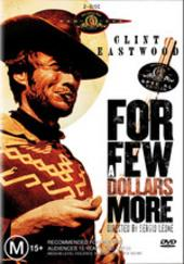 For a Few Dollars More: Special Edition (2 Disc) on DVD