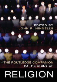 The Routledge Companion to the Study of Religion image