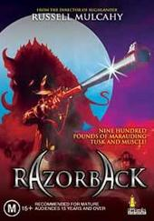 Razorback on DVD