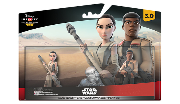 Disney Infinity 3.0: The Force Awakens Play Set for