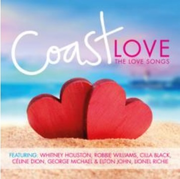 Coast Love The Love Songs by Various image