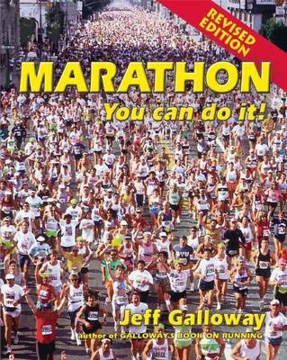 Marathon by Jeff Galloway image