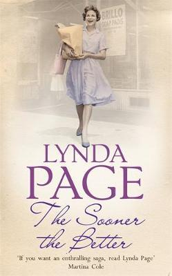 The Sooner The Better by Lynda Page image