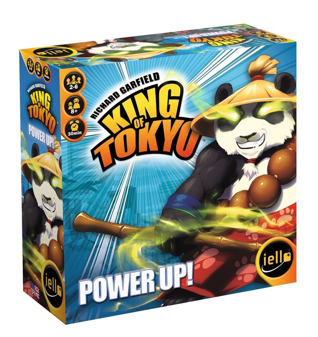 King of Tokyo: Power Up! - Expansion Set (2nd Edition)