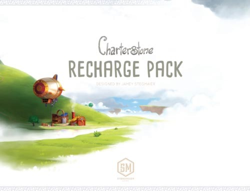 Charterstone: Recharge Pack image