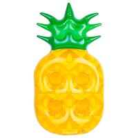 Sunnylife Inflatable Drink Holder - Pineapple
