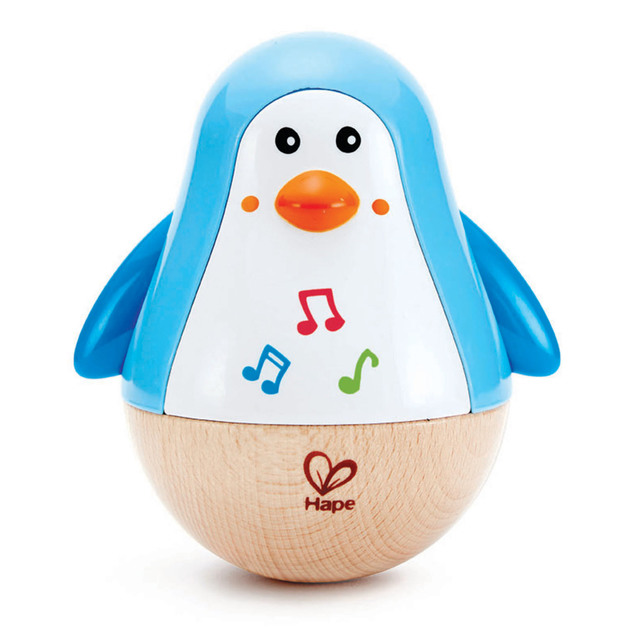Hape: Penguin Musical Wobbler