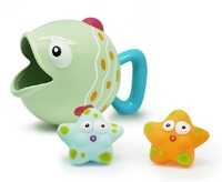 Escabbo: Fish Scoop with Squirters (3-Piece Set)