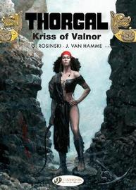 Thorgal Vol. 20: Kriss Of Valnor by Jean Van Hamme image