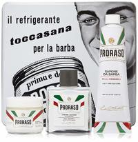 Proraso: 3 Piece Vintage Gift Box White - Sensitive Skin image