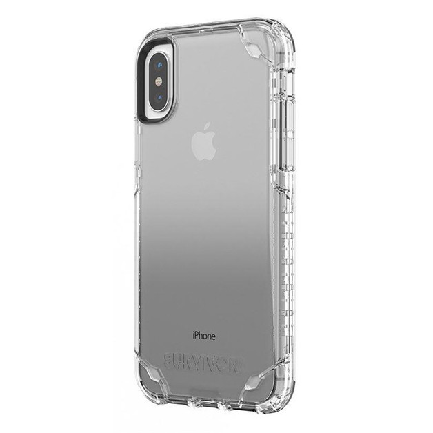 the latest 76067 a18bb Griffin Survivor Strong Case for iPhone X/XS - Clear | at Mighty Ape NZ
