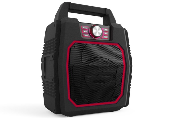 iDance Portable Bluetooth PA System with Microphone