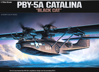 Academy PBY-5A Catalina 1/72 Model Kit image