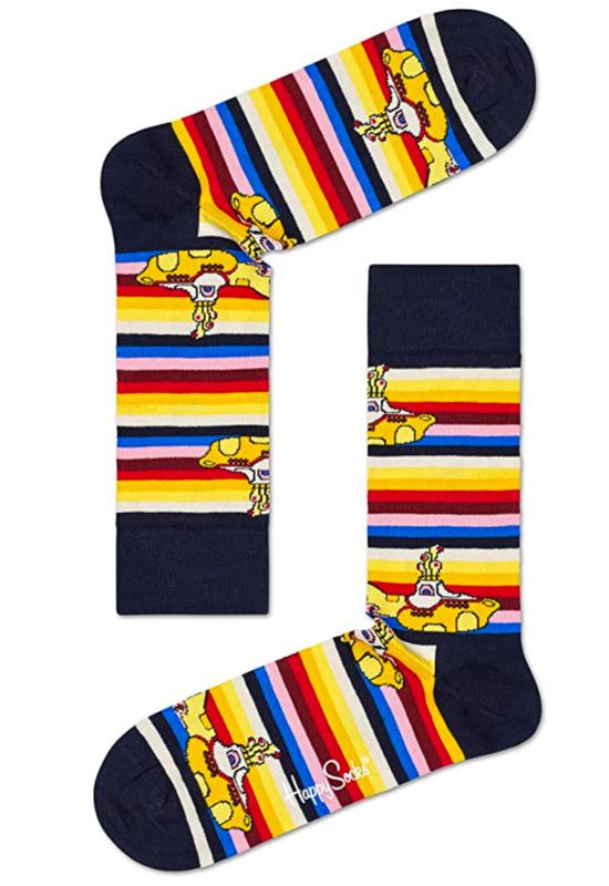 Happy Socks: Beatles All On Board Sock 41-46