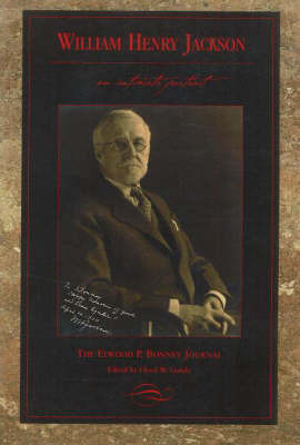 William Henry Jackson by Lloyd W. Gundy image