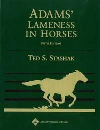 Adams' Lameness in Horses by Ted S. Stashak image