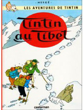Tintin au Tibet (The Adventures of Tintin #20 - French) by Herge