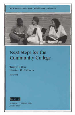 Next Steps for the Community College