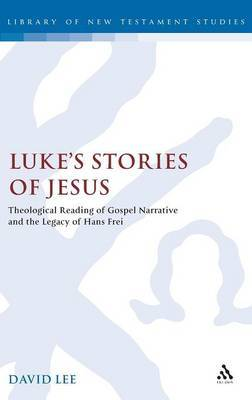 Luke's Stories of Jesus by David Lee Kuo Cheun image