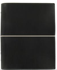 Filofax A5 Organiser Domino Black