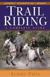 Trail Riding by Audrey Pavia image