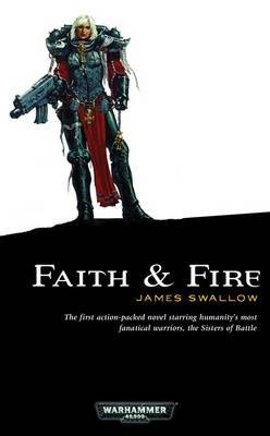 Warhammer: Faith and Fire by James Swallow image