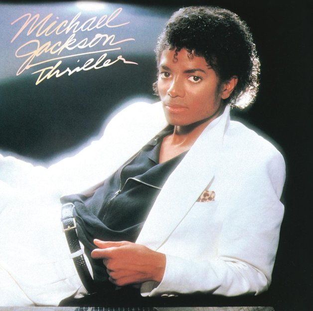 Thriller (LP) [2016 Reissue] by Michael Jackson