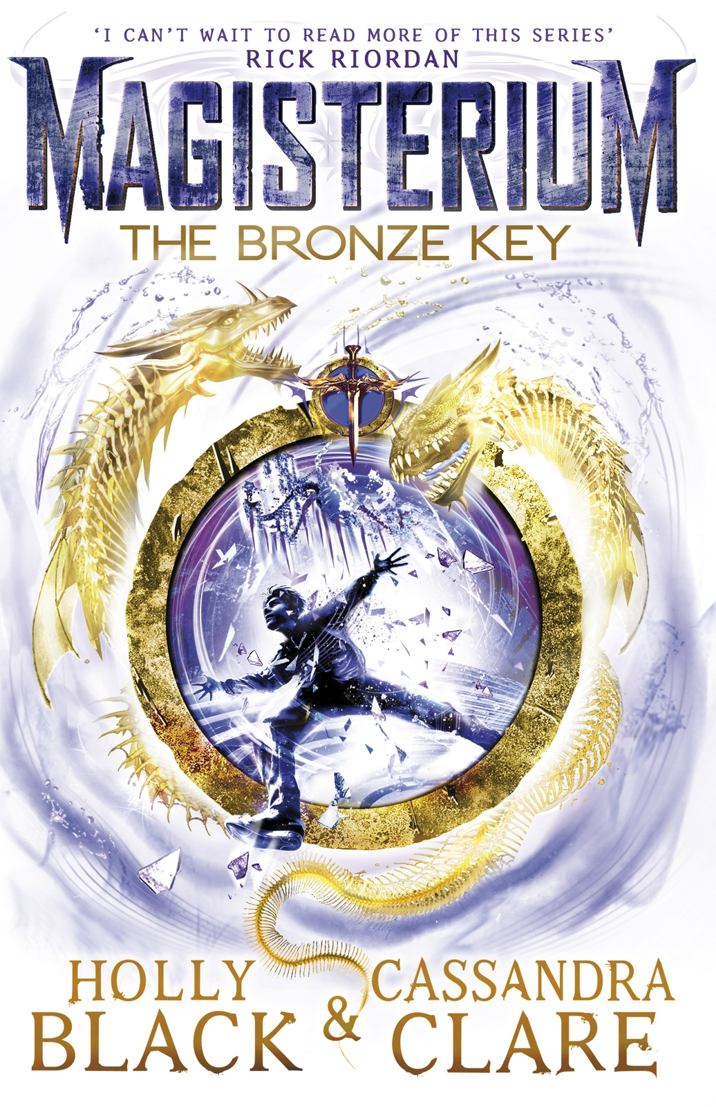 Magisterium: The Bronze Key by Cassandra Clare image
