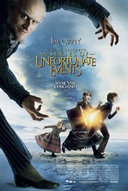 Lemony Snicket's A Series Of Unfortunate Events on DVD image