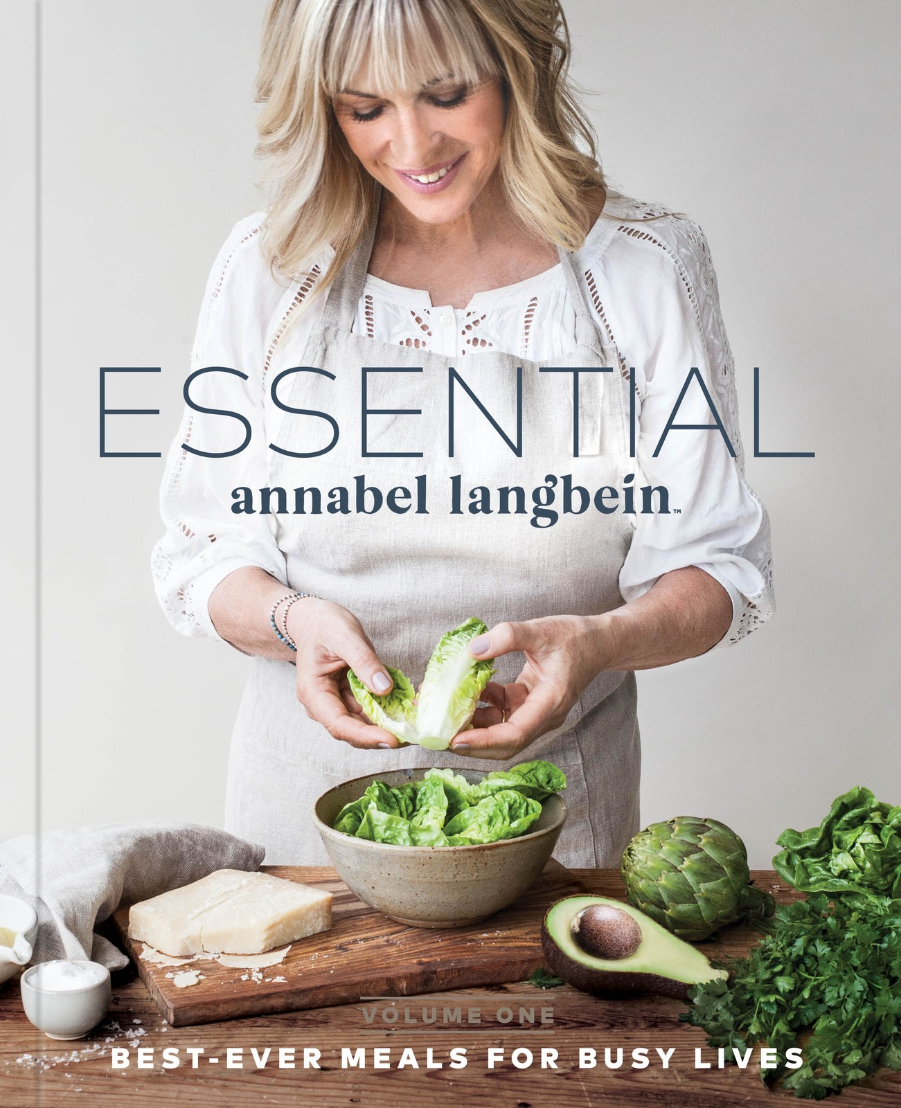 Essential Best Ever Meals for Busy Lives: Vol.1 by Annabel Langbein image