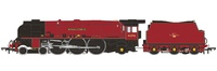 Hornby: BR 4-6-2 'Sir William A. Stanier F.R.S.' Princess Coronation Class