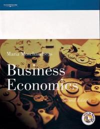 Business Economics by Maria Moschandreas image