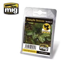 Jungle Leaves (Version 2)