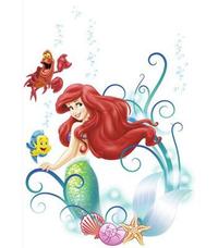 Disney Wall Decor (Ariel)