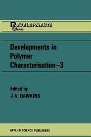 Developments in Polymer Characterisation-3