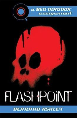 Flashpoint by Bernard Ashley image