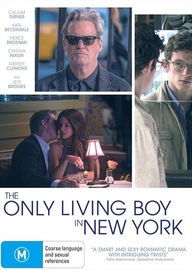 The Only Living Boy In New York on DVD