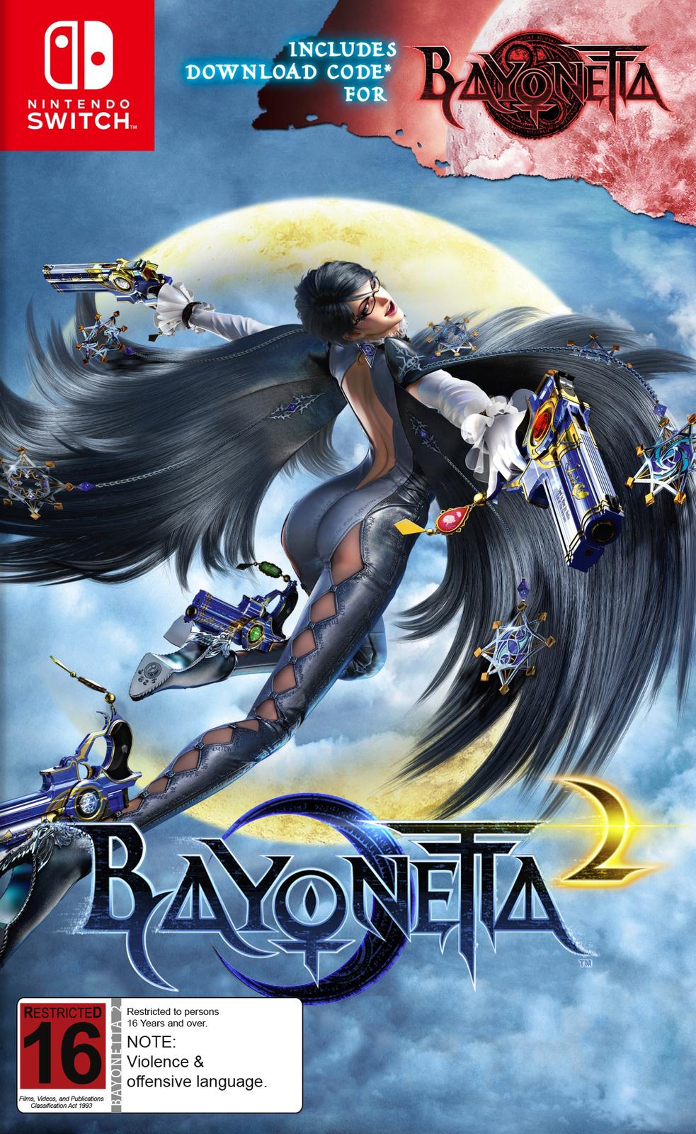 Bayonetta 2 for Switch image