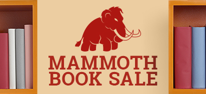 Mammoth Book Sale! Save up to 50% off!