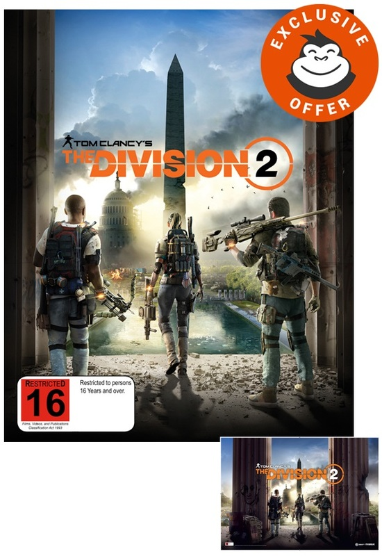 Tom Clancy's The Division 2 for PC