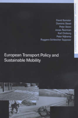 European Transport Policy and Sustainable Mobility by Jonas Akerman image