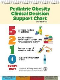 Pediatric Obesity Clinical Decision Support Chart by American Academy of Pediatrics Section on Obesity