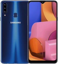 Samsung Galaxy A20s (32GB/3GB RAM) - Blue