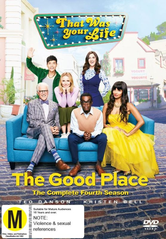 The Good Place - Season 4 on DVD