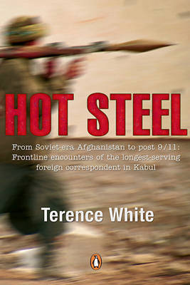 Hot Steel by Terence White image