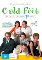 Cold Feet - Pilot And Complete Series 1 (2 Disc Set) on DVD
