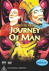 Cirque Du Soleil - Journey Of Man on DVD